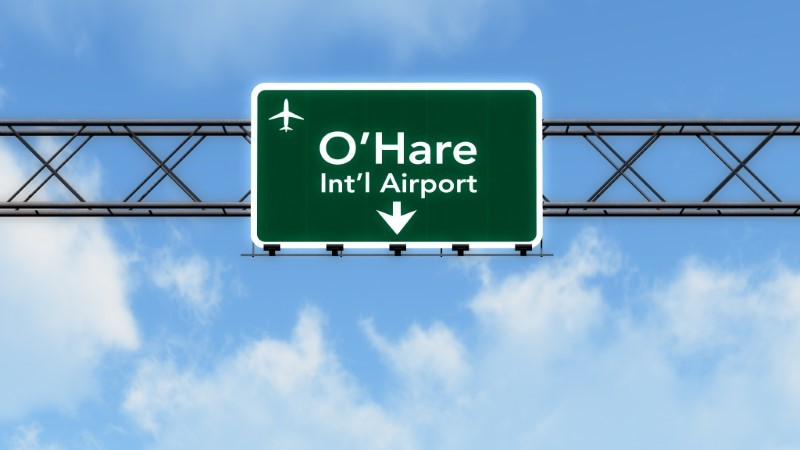 AN INSPIRING STORY OF HOW CHICAGO'S O'HARE AIRPORT GOT ITS NAME