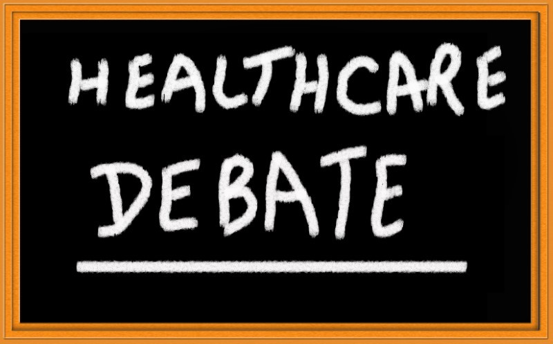 THE GREAT HEALTHCARE DEBATE