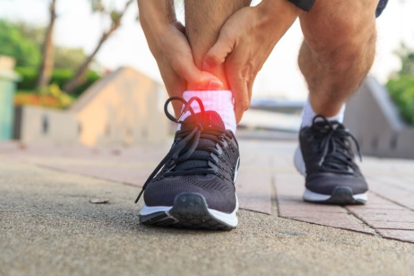 Run the Distance with Good Foot Health