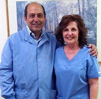 Greetings from Dr. Acquista and Annette