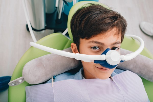 Sedation Helps Reduce Your Child's Dental Visit Anxiety