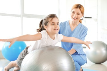 Physical Therapy: It's Not Just For Grown-Ups
