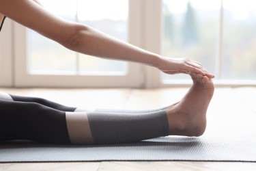 Healthy Feet Begins with…Stretching!