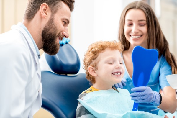 Yes, Babies Sometimes Need a Root Canal Too!
