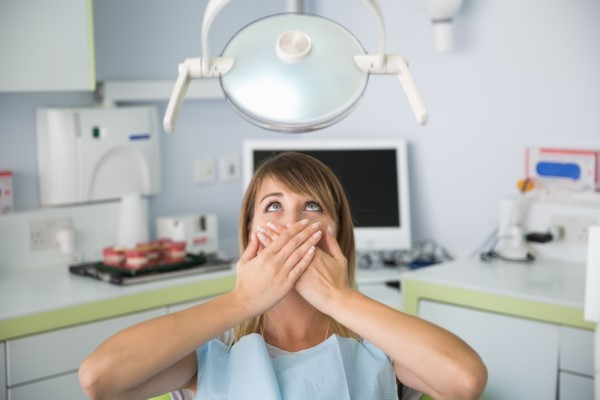 Sedation Takes the Fear Out of the Dental Experience