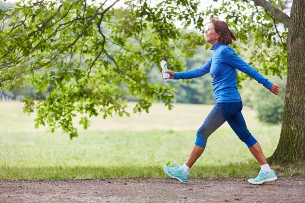 Walk Your Way to Good Health