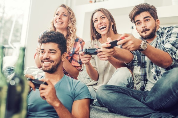 Prevent Video Game Injuries