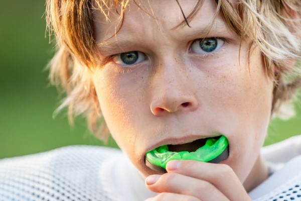 Mouth Guards Are Musts For Kids Who Play Contact Sports