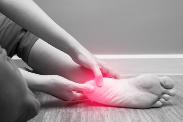 Got a Pain in the Foot? It Could Be Plantar Fasciitis