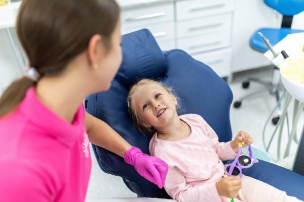Pediatric Dental Hygiene
