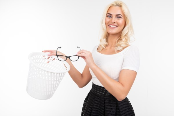 Are You Ready To Ditch Your Eyeglasses?