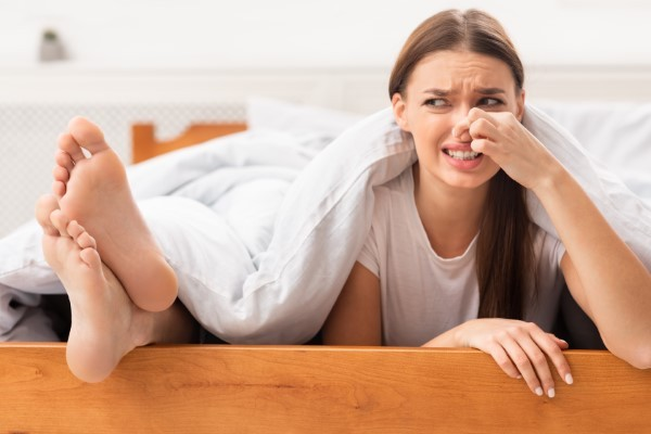 How to Beat Smelly Feet Syndrome