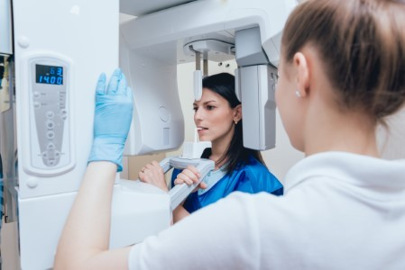 Digital X-Rays: Quicker, Safer Results
