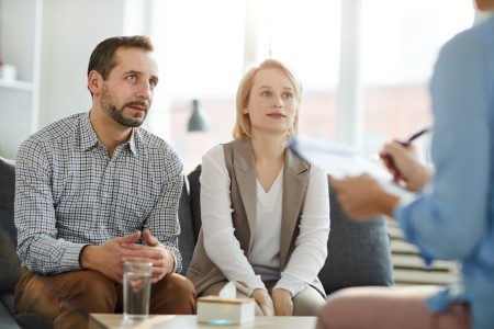 Couples Therapy Helps Strained Relationships