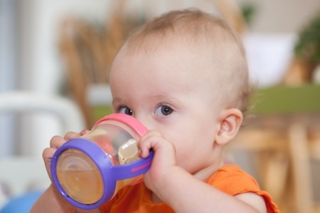 Beware the Sippy Cup
