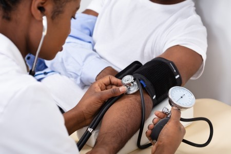 Maintain Healthy Blood Pressure. It's Crucial!