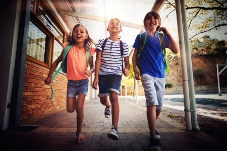 Start The School Year With A Healthy Smile!