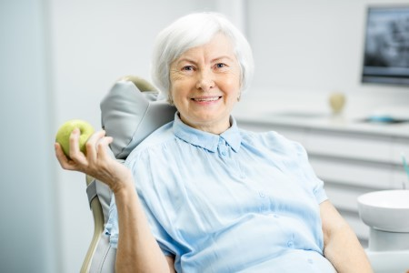 Good Dental Health Is Crucial For Those With Dementia