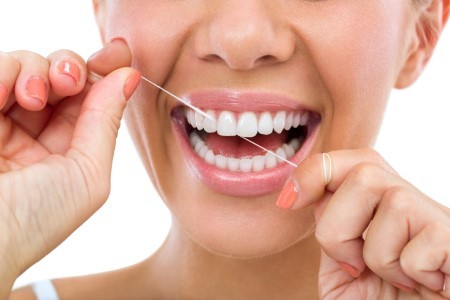 For Good Oral Health, Clean Between Your Teeth