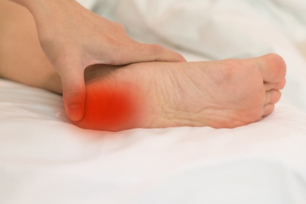 Heel Pain Should 'spur' You to See a Podiatrist