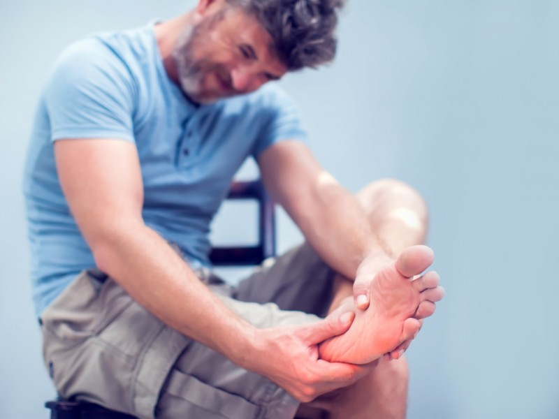 7 Ways to Reduce your Risk of Foot and Ankle Injury