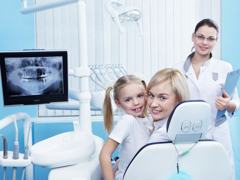 Caring for Your Child's Smile