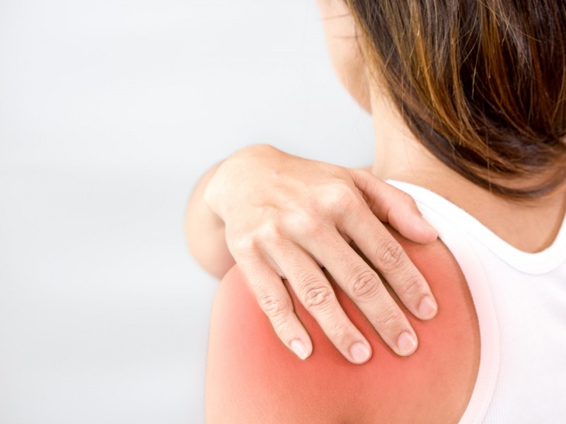 Chiropractic Care Can Offer Relief from Shoulder Pain