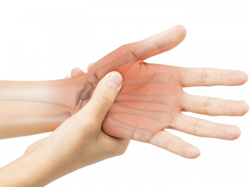 We give a Helping Hand to Hurting Hands